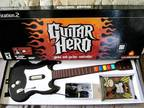Ps2 - Wired Guitar Controller * *