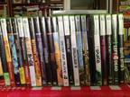 Like New!! Only $8 to $13 each for XBOX 360, PS2, & WII games!!!