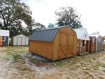 10x12 Treated Wood Barn