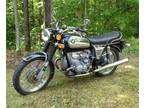 1972 BMW R755 Toaster