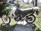 2008 dual sport Kawasaki motorcycle KLR650 - $4200 (COLUMBIA MO)