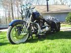 Harley Heritage Springer-LOADED NON NICER-OLD SCHOOL