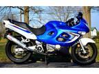 2006 Suzuki Gsx 600 F Katana - 3800 Miles - Runs Excellent