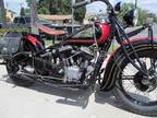 1938 Classic Vintage Indian Ch