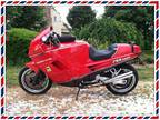 1987 DUCATI PASO 750 (Red) ONLY 10k Miles!! RARE BEAUTY (CLEAN) **