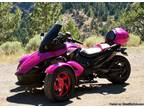 2009 Can-Am Spyder RS