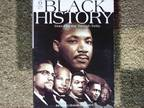6 DVD SET BLACK HISTORY From Civil War Through Today -