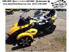 2008 Can Am Spyder GS - Yellow - 6400 Miles -