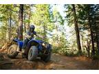 2014 Yamaha Grizzly 450 NON EP