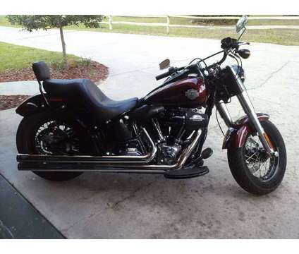 2014 Harley Davidson Softtail Slim is a 2014 Road Motorcycle in Ocala FL