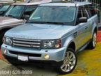2008 Land Rover Range Rover SUPERCHARGED SPORT