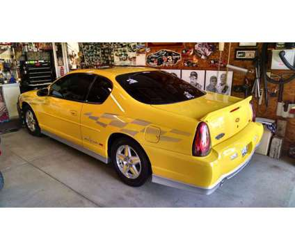 2002 Monte Carlo SS Limited Edition Pace Car is a 2002 Chevrolet Monte Carlo Coupe in Modesto CA