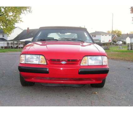 1990 Ford Mustang LX Convertible is a 1990 Ford Mustang LX Convertible in Old Forge PA
