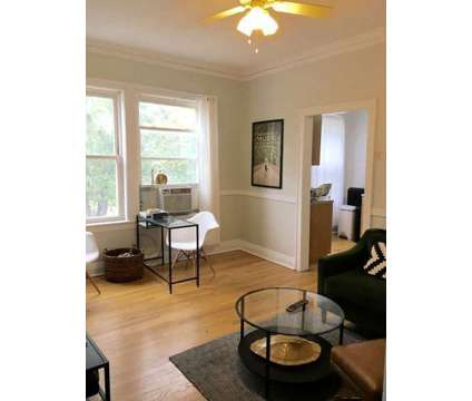 Prime Lincoln Square location 2 bedroom including heat at 4500 N Lincoln Ave #2 in Chicago IL is a Apartment