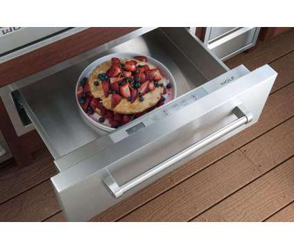 """Wolf 30"""" Warming Drawer WWD30 is a Cooktops, Ovens & Ranges for Sale in Wylie TX"""