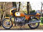 1977 BMW R90S Daytona Orange