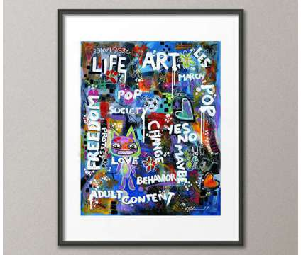 Cool Original paintings and prints. Prices will vary depending on size is a Artworks for Sale in Manhattan NY