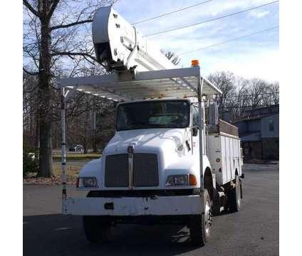 8796 - 2006 Kenworth T300 4x4; 55' Terex 5tc- 55 Hiranger Bucket Truck is a 2006 Bucket Truck in Hatfield PA