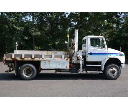 8901 - 2004 Freightliner Fl70 4X4; National Knuckleboom Model N65a; 5 Ton is a 2004 Crane Truck in Hatfield PA
