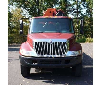 8918 - 2004 International 4300; 1993 Palfinger Pk10500a Knuckleboom; 4.5 Ton is a 2004 Crane Truck in Hatfield PA