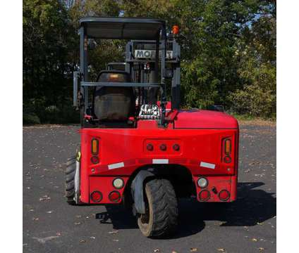8921 - 2005 Moffett M50 Piggyback Forklift; 2.5 Ton is a 2005 Other Commercial Truck in Hatfield PA