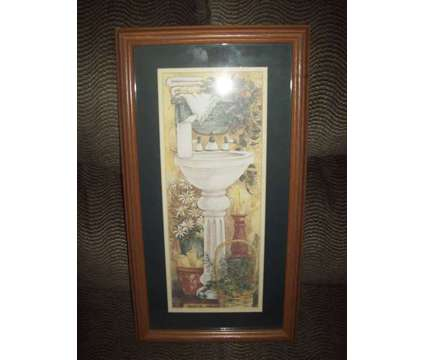 Beautiful Bathroom Wall Hanging is a Everything Else for Sale in Wescosville PA