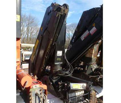 K493 - 1993 Palfinger Pk10500a Unmounted Knuckleboom; 4.5 Ton Truck Crane is a 1993 Heavy Equipment Vehicle in Hatfield PA