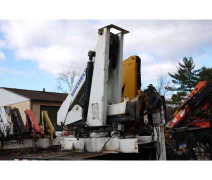 K553 - 1999 Imt 1495 Unmounted Knuckleboom; 7 Ton Truck Crane is a 1999 Heavy Equipment Vehicle in Hatfield PA