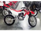 2018 Honda CRF®125FB Motorcycle for Sale
