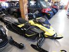 2018 Ski-Doo Summit SP 165 850 E-TEC SS, PowderMax Light 3.0 SP MANUAL STARTER