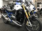 2018 BMW R 1200 R Light White / Cordoba Blue Premium R