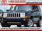 2006 Jeep Commander 4dr Limited 4WD Limited HEMI