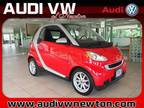 2010 smart fortwo Coupe passion