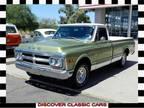 1969 GMC Sierra Classic