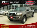 2011 TOYOTA Tacoma Pickup Truck 4WD Double LB V6 AT