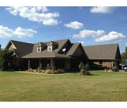 181 Acre Ranch, Poultry Business and Custom Home at 1808 Hwy 217 in Charleston AR is a Farm Land