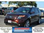2012 Ford Explorer Sport Utility Limited