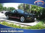 2008 Ford Mustang Deluxe Convertible 2D