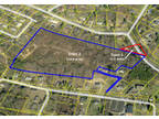 Vacant Land for Sale: ?12 Acres with High Density Zoning