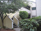 Secluded condo, pond, fountains, large deck, single level