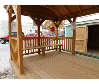 10x16 Cabana is a Lawn, Garden & Patios for Sale in Mansfield GA