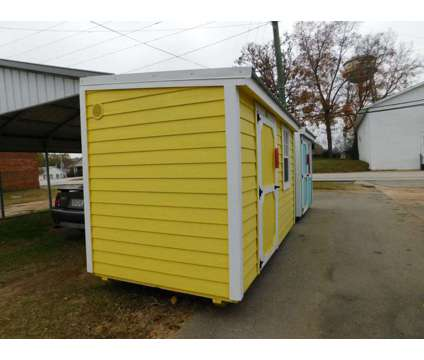 6x12 Daisy Shed is a Lawn, Garden & Patios for Sale in Mansfield GA