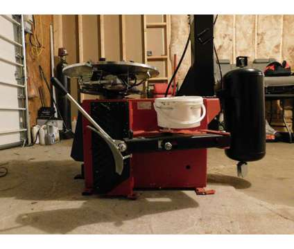 Snap-On Tire Changer is a Other Home Tools for Sale in Mansfield GA