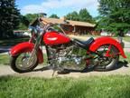 1955 Harley-Davidson FL Panhea