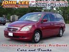 2006 Honda Odyssey EX-L w/DVD EX-L 4dr Mini-Van w/DVD
