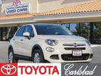 2016 FIAT 500X Easy Easy 4dr Crossover