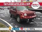 2014 Jeep Patriot Sport Sport 4dr SUV