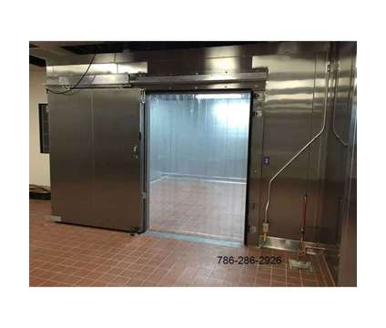 best walk-in freezer and walk-in coolers and cold storage is a Everything Else for Sale in Miami FL