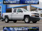 2016 Chevrolet Silverado 1500 Work Truck 4x2 Work Truck 4dr Double Cab 6.5 ft.