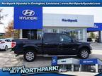 2013 Ford F-150 XL 4x2 XL 4dr SuperCrew Styleside 5.5 ft. SB